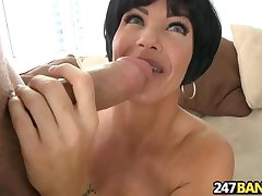 Mommy creampie flick MILF Shay Fox.4  HD