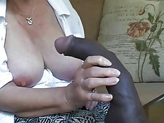 Granny cums without exception