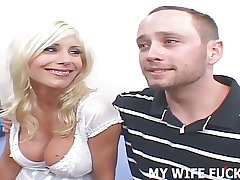 Look forward your wife property fucked by an experienced stud