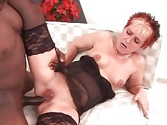 My Sexy Piercings Pierced granny nailed by BBC blether