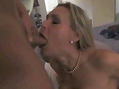 TANYA TATE Swallowing Compilation
