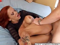 Creampie Stagger - Shannon Kelly