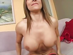 Big Heart of hearts MILF Get Creampie