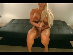 Alura Jensen gets double penetrated together with creampied
