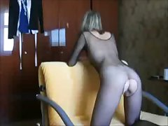 Tyro ass creampied on real homemade