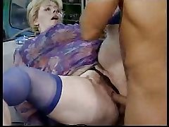 German Granny Fucked by Inky Man