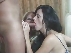 Mother, Hot Mommy-Friend Threesome
