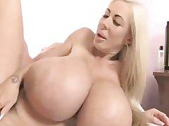 Blonde Shrew MILF Elizabeth Starr Fucking