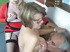 German Clumsy Mature