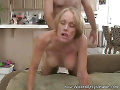 Creampie Be incumbent on Amateur MILF