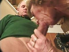 Granny and Grandpa down Adore