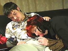 Elinor and Adam hardcore mature action