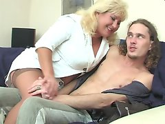 Rosemary and Mike furious mature video