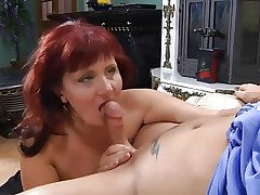 Russian mature and chum - 15