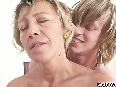 Uncompromisingly hot mature lady fucked everlasting