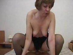 Nice Nipples On Little Bowels Mature In Stockings Fucks
