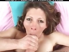 Sexy Mom Swallows Firsthand Cum mature mature porn granny old cumshots cumshot