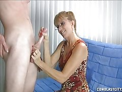 Granny Loves This Chunky Cock