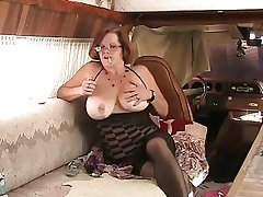 Matchless #4 (Mature Redhead with Big Boobs)