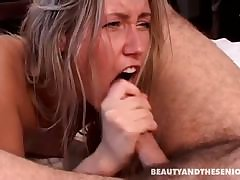 Mama eats stepdaughters creampie pussy