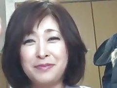 Japanese Fat Mature Creampie Sayo Akagi 51years