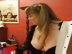 HORNY FRENCH MATURE BBW Sorrowful  -JB$R