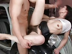 Fuck Very Hairy Pussy & High-quality Woman of easy virtue 3