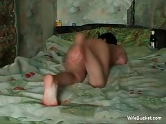 anal in an increment of creampie in the tie the knot