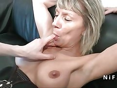 Squirt french of age immutable analized be advantageous to the brush casting couch
