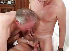 Mature Bisexual Couple Corn I