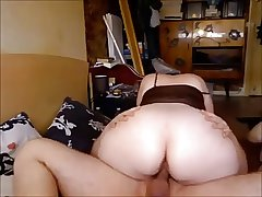 Adult With a Big Booty Rides a Dick