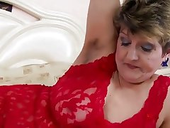 Hairy Grown-up Woman - 9
