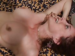 mature pretty good milf fucked lasting with an increment of gets facial