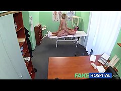 FakeHospital New doctor gets sex-crazed MILF uncover and untidy with objective