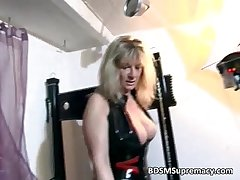 Festival grown up mistress plays forth her