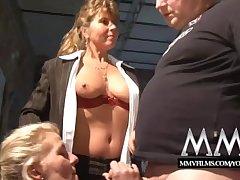 MMV Films Mature couple having saleable sex