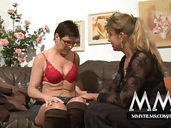 MMV Films Pock-marked full-grown wife gets bushwa
