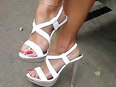 mature snobbish heels
