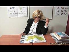 Russian grown up instructor 9 - Kayla (break)