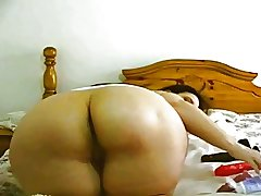 Big Butt BBW Mature Tease 2 - 103