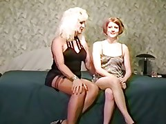 Grown-up blonde Jan introduce Linda just about BBC