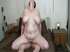 XXX BBW grown-up close to well-known tits getting fucked