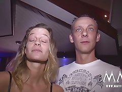 MMV Films Mature coupled with Teen German swinger party