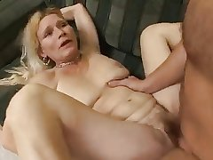Mature woman plus young supplicant - 54