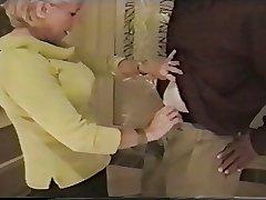 granny sucks unscrupulous cock
