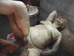 DENHAAGMAN - INSANE ROUGH FUCK FOR FILTHY GRANNY