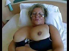 BBW Granny with obese tits helter-skelter Fast Anal