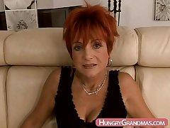 Amateur granny there prime porn shoot