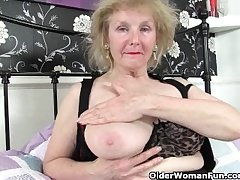 Grandma never told you about their way masturbation manhandle