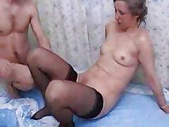 Russian sex Momma